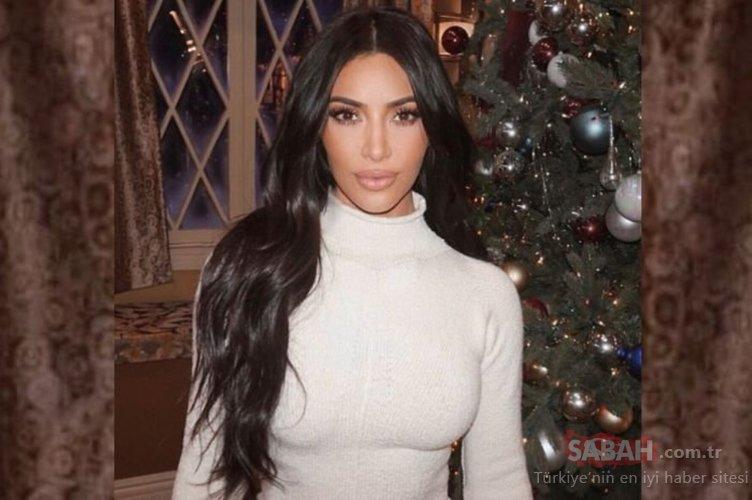 Kim Kardashian'ı kendi haline bırakın! Sosyal medya hesabından küstah bir paylaşımda bulundu!