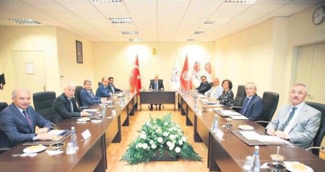 Kılıç: Türkiye'ye yakışır bir Olimpiyat Parkı yapacağız