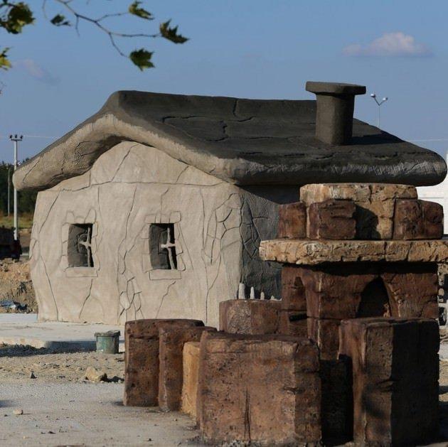 Çocuklarla 2 bin 600 yıl öncesine yolculuk