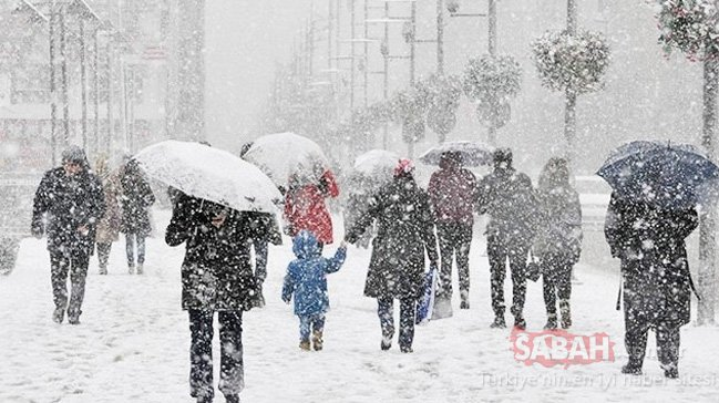 Son dakika haberi: Meteoroloji'den hava durumu ve kar yağışı uyarısı geldi! Kar ne zaman yağacak?