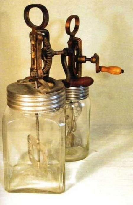 100 yıl önceki mutfak aletleri