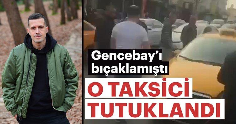 Orhan Gencebay'ın oğlunu bıçaklayan taksici tutuklandı