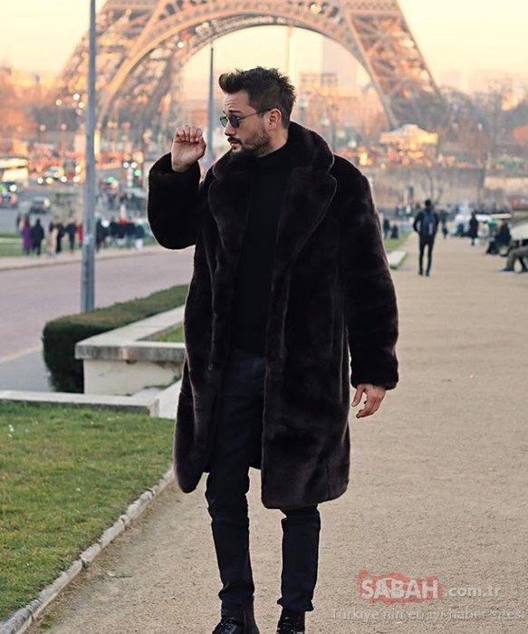 Kimse Bilmez'in sevilen oyuncuları Özgü Kaya ile Burak Serdar Şanal yeni yıla Paris'te girdi!