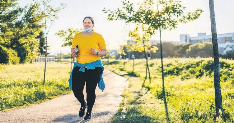 Tempolu yürüyüş Koronadan ölüm riskini 4 kat azaltıyor