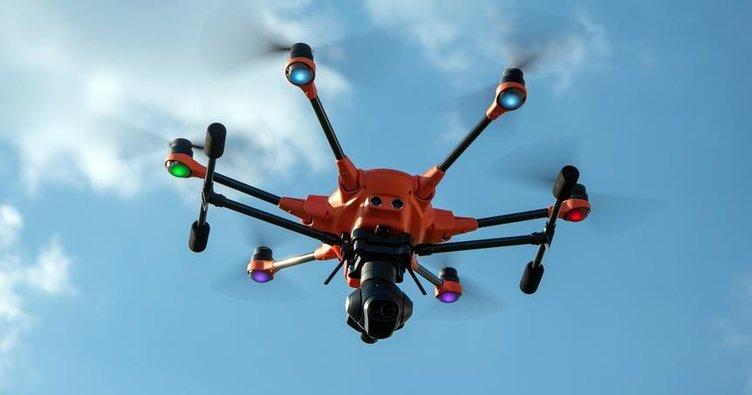 Dünyanın en hızlı drone'ları İstanbul Yeni Havalimanı'nda yarışacak