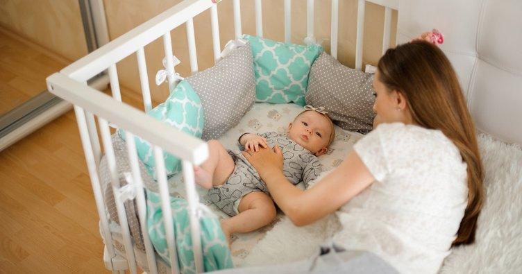 Bebeğiniz diş çıkartma döneminde de kesintisiz uyuyabilir