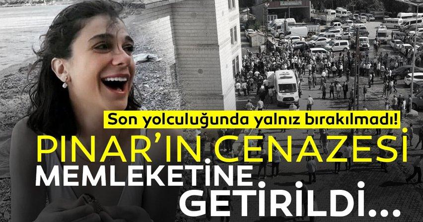 Son dakika haberi: Türkiye'yi ölümüyle ayağa kaldıran Pınar Gültekin'in cenazesi Bitlis'te toprağa verildi! Son yolculuğunda bölge halkı Pınar'ı yalnız bırakmadı!