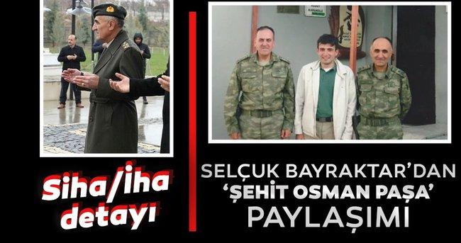 SON DAKİKA HABERİ   Selçuk Bayraktar şehit Korgeneral Osman Erbaş'ı anlattı: SİHA sistemlerinin gelişimine büyük katkı sağladı