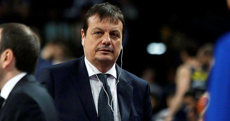 Ergin Ataman, THY Avrupa Ligi'nde dalya hedefiyle sahada