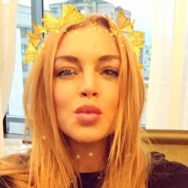 Lindsay Lohan İstanbul'da