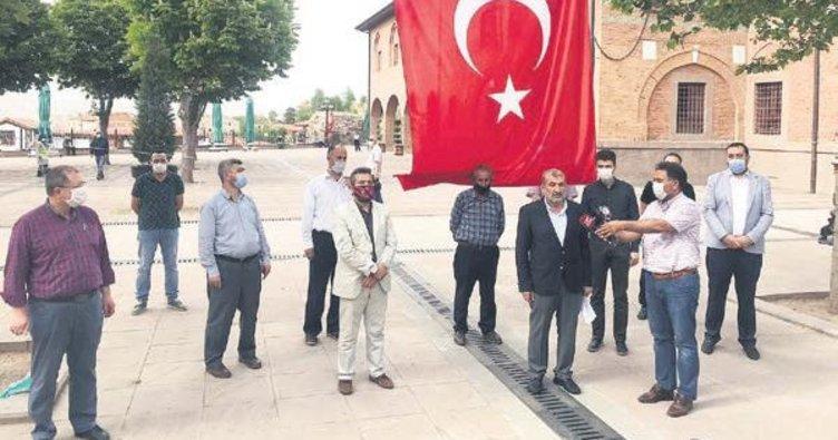 Hacı Bayram'daki drifte STK tepkisi