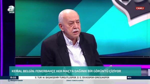 Usta isimden Fenerbahçeli Mert Hakan Yandaş'a flaş eleştiri!