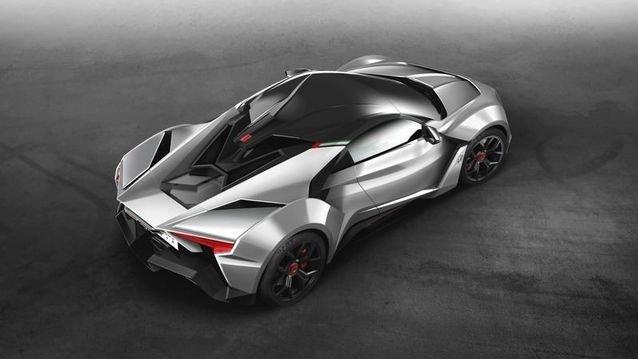 Bugatti Veyron'un tahtına göz koydu