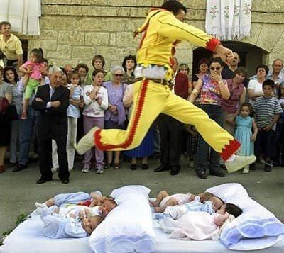 Dünyanın en ilginç festivalleri!