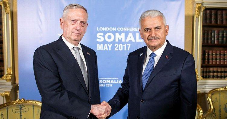 """Pentagon """"ABD, NATO müttefiki olan Türkiye'yi koruma konusunda kararlı"""""""