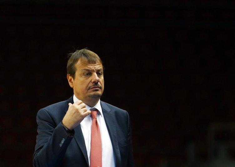 Anadolu Efes Başantrenörü Ergin Ataman'dan flaş Zeljko Obradovic itirafı!