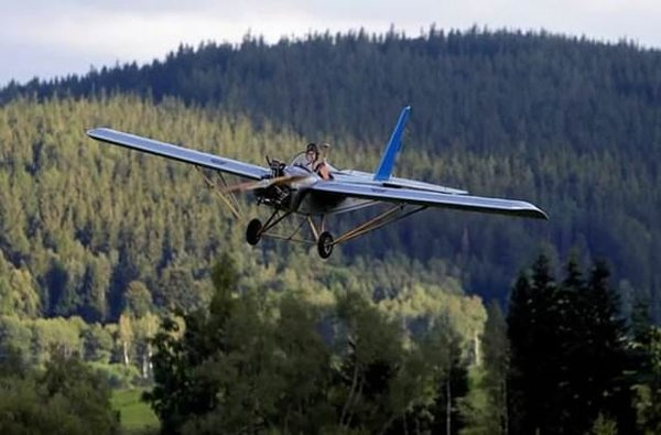 Uçaklardan esinlenip pervaneli klima sistemi yaptı