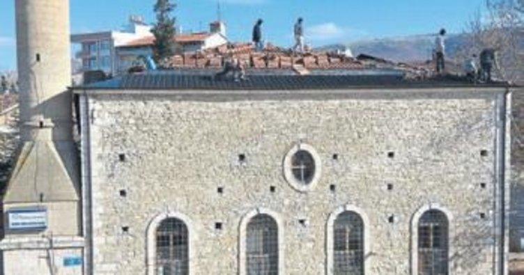 139 yıllık cami restore ediliyor