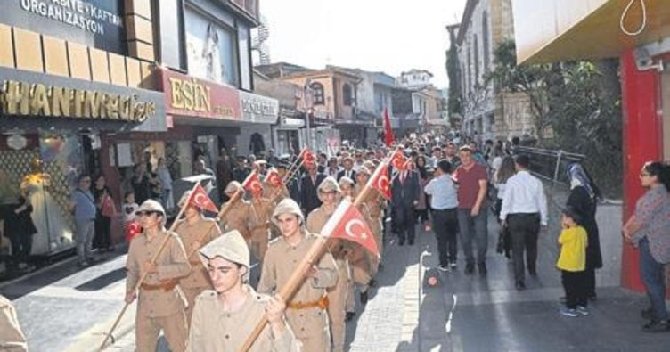 Ankara'ya gitmek için yola çıktılar