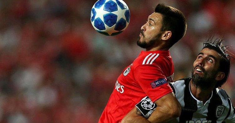 Benfica avantajı PAOK'a kaptırdı