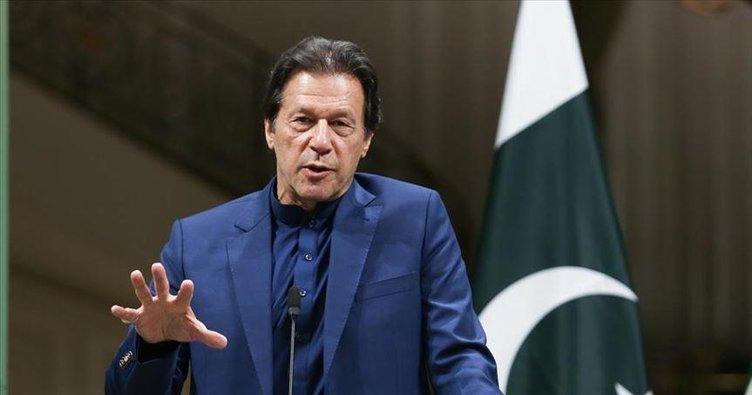 Pakistan Başbakanı İmran Han'dan BM Genel Sekreterine Hindistan'ı durdurun çağrısı