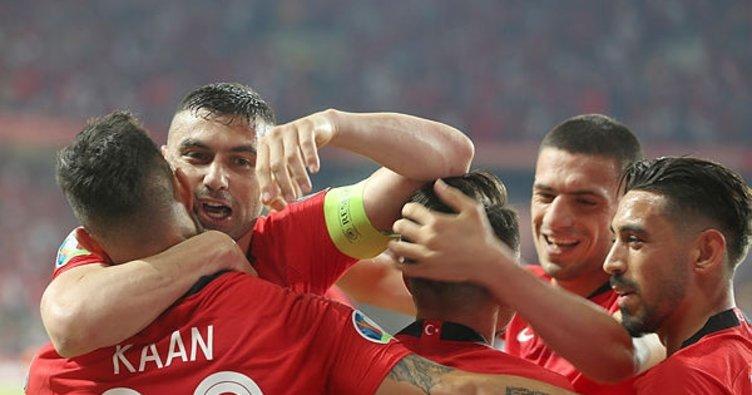 EURO 2020 puan durumu nasıl? Türkiye H grubunda kaçıncı sırada yer alıyor?