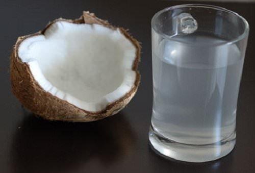 1 bardak Hindistan cevizi suyu…