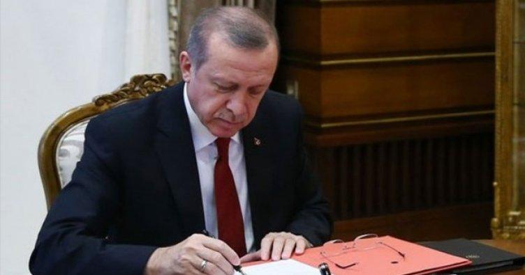 Son dakika: Cumhurbaşkanı Erdoğan HSK üyelerini atadı