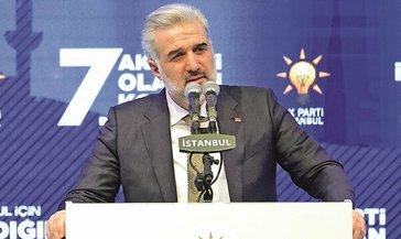 AK Parti İstanbul İl Başkanı Osman Nuri Kabaktepe'den çöp sorununa çözüm önerisi: