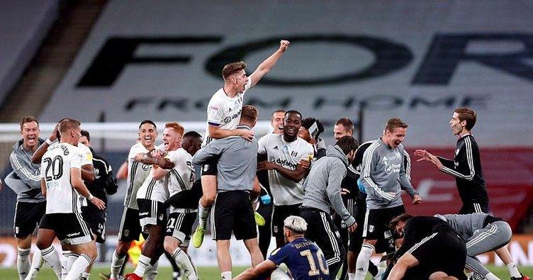 Fulham 1 sezon sonra tekrar Premier Lig'de!