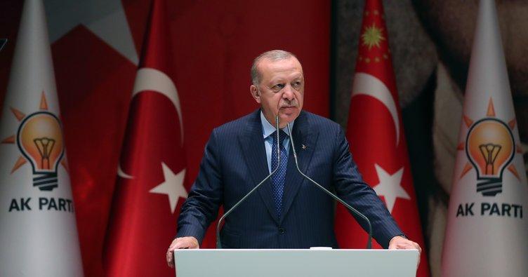 Başkan Erdoğan tek tek anlattı: Bunlara en güzel cevap 19 yılda yaptıklarımızdır