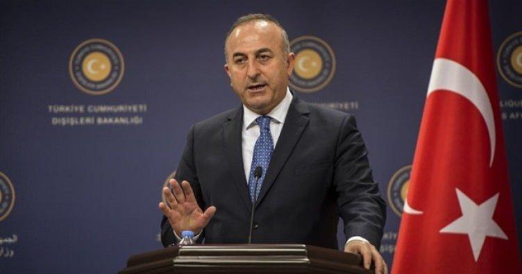 Son dakika: Dışişleri Bakanı Çavuşoğlu yarın İngiltere'ye gidiyor
