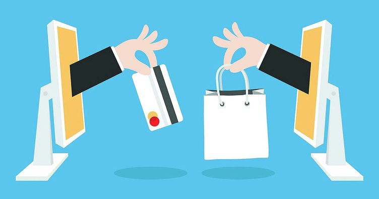 E-ticaret sektöründeki satışlar 2019'un ilk çeyreğinde yüzde 64 büyüdü