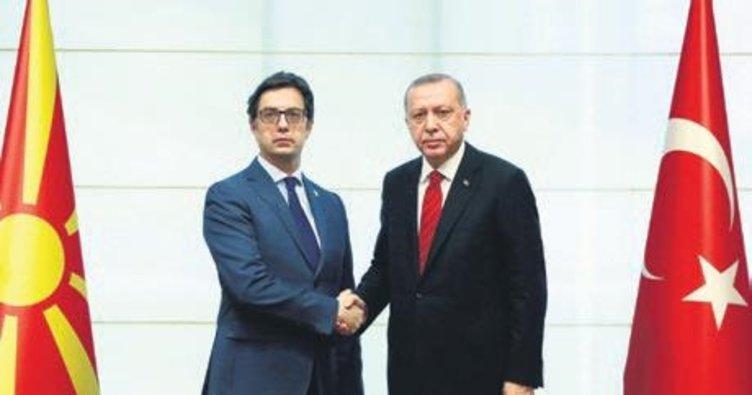 Kuzey Makedonya'dan Türkiye'ye teşekkür