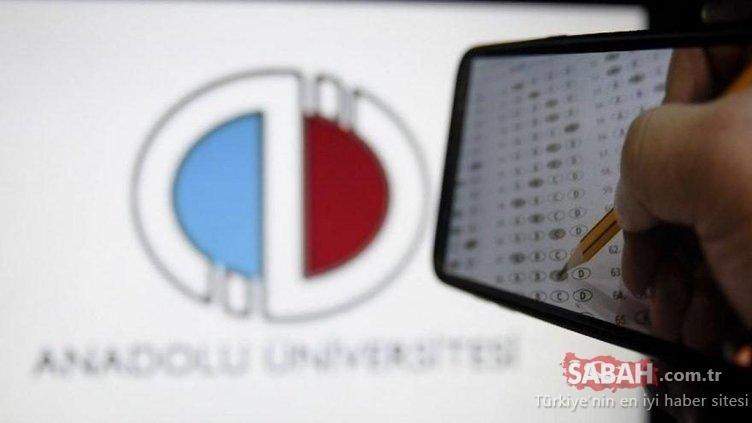 AÖF sınav tarihleri 2021: Anadolu Üniversitesi Açıköğretim Fakültesi AÖF sınavları ne zaman yapılacak, online mı?