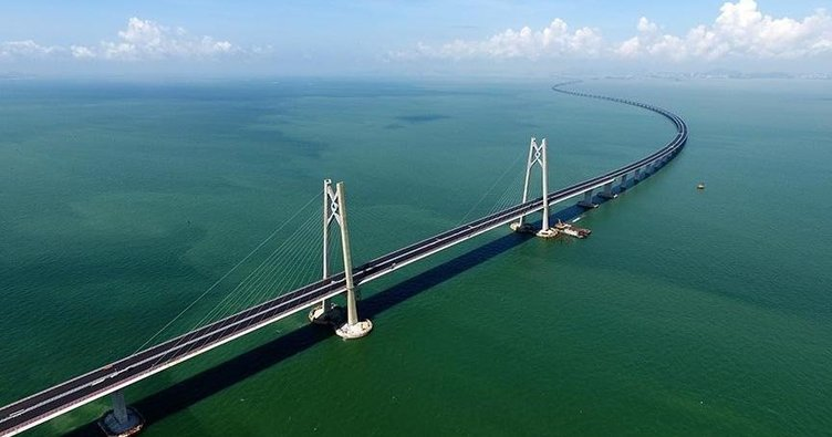 En uzun köprü bugün açılıyor