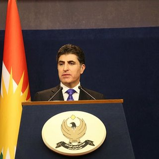 IKBY Başbakanı Barzani Papa Franciscus ile görüştü