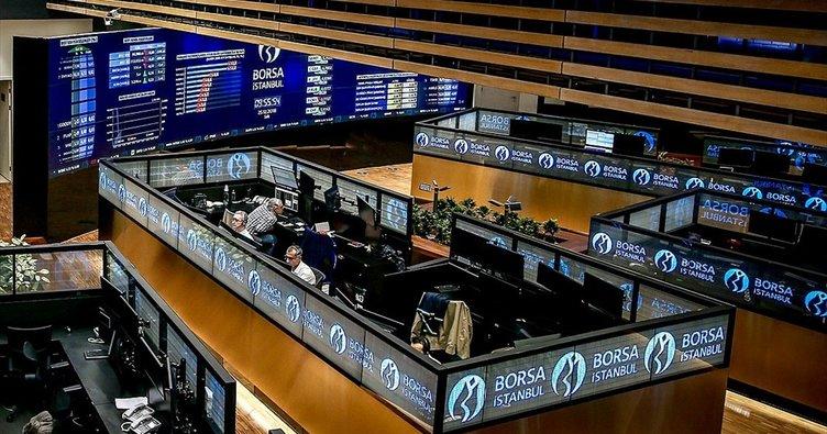 Borsa İstanbul günün ilk yarısında geriledi