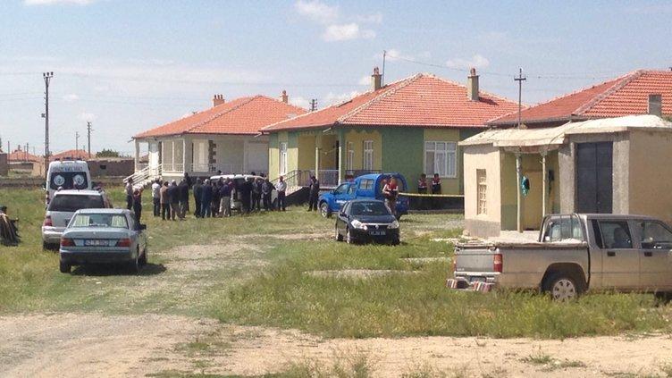 Konya'da cinnet getiren kişi, 5 kişiyi öldürdü