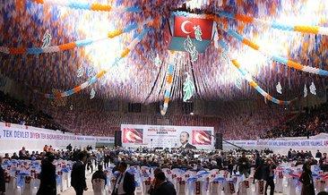 Cumhurbaşkanı Erdoğan'a zeytin dallı, askeri kamuflajlı karşılama