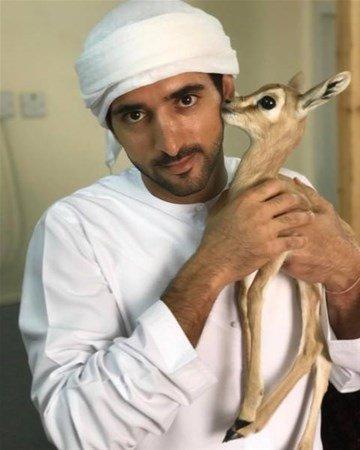 Dubai Prensinin çılgın hayatı!