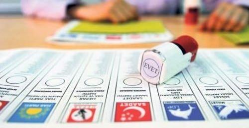 Son seçim anketinde 2 partiye kötü haber