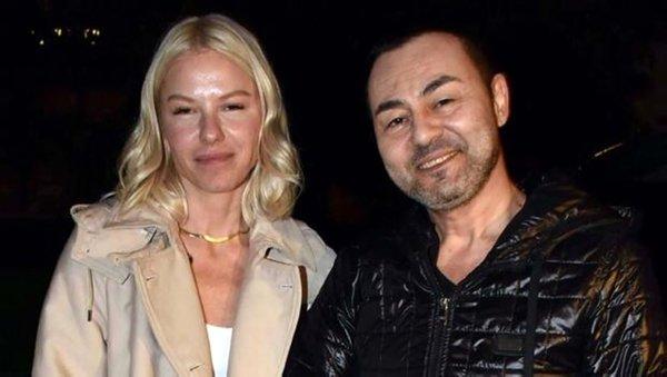 Ünlü çiftten kötü haber! Ünlü şarkıcı Serdar Ortaç ve Seçil Gür ayrıldı! 14