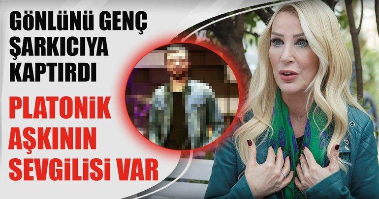 Seda Sayan gönlünü ünlü şarkıcıya kaptırdı