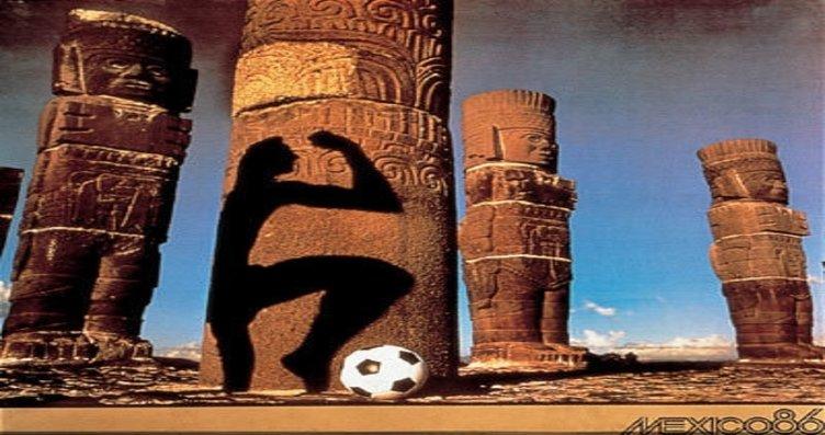 80 yıllık Dünya Kupası tarihinin posterleri