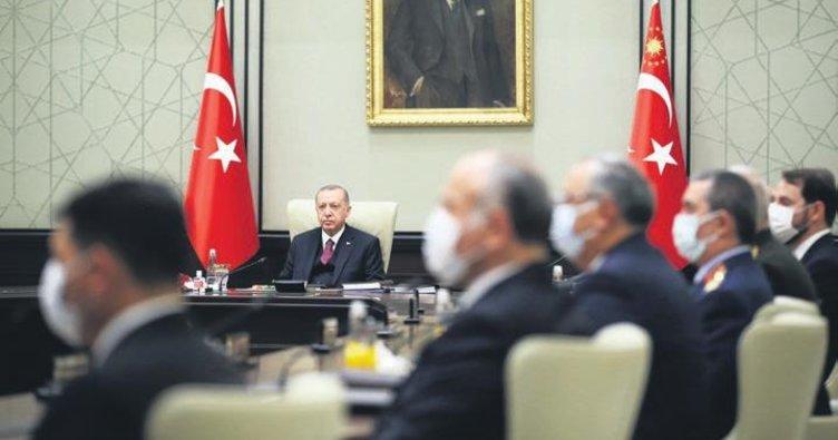 Türkiye haklarını korumada kararlı