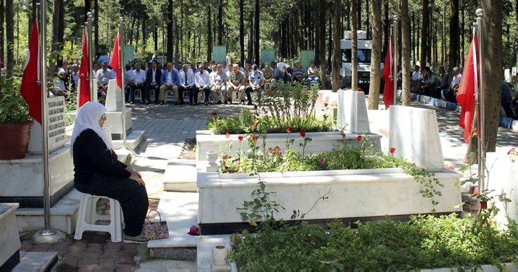 Düziçi'nde 15 Temmuz şehitlerini anma etkinlikleri düzenlendi