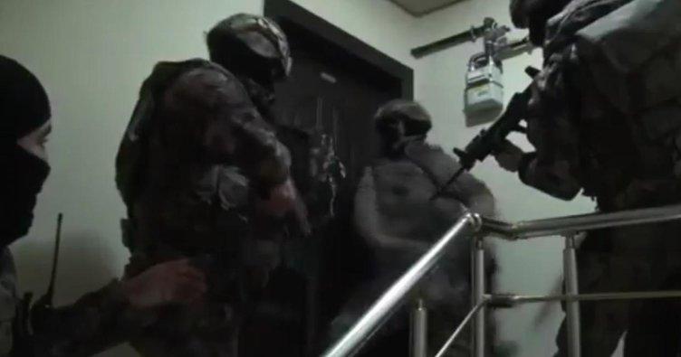 Üç milyon liralık siber vurgunda 35 çete üyesi tutuklandı