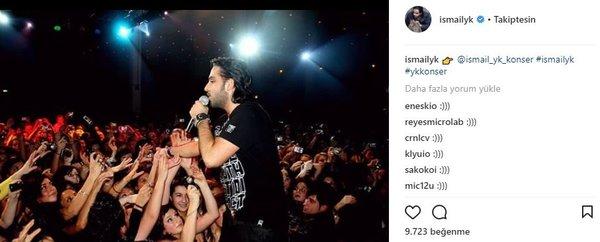 Ünlü isimlerin Instagram paylaşımları (27.01.2018)