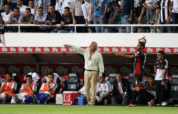 Beşiktaş  - Gaziantepspor